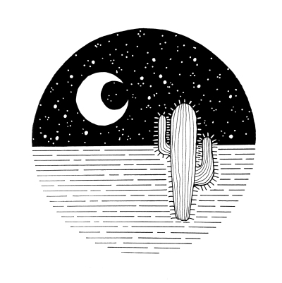 Cactus-by-night