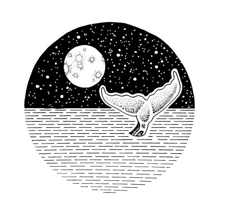 Full-moon-whale