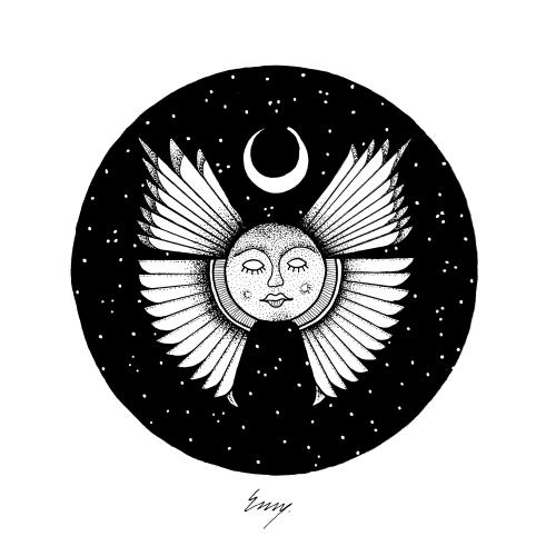 Lunar-Buterfly