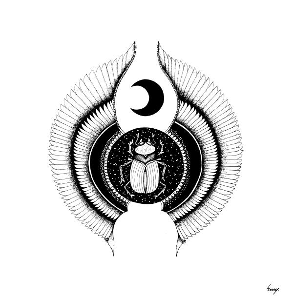 Scarab-divinity