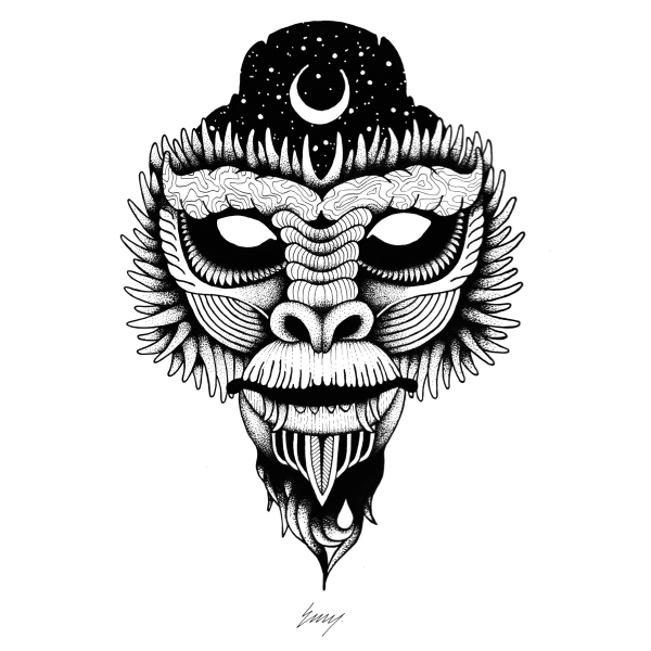 dark-monkey-emilymesli